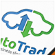 Auto Car Trade Logo - GraphicRiver Item for Sale