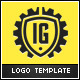 Industry Gear Logo Template - GraphicRiver Item for Sale