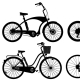 Bicycle Silhouettes - GraphicRiver Item for Sale