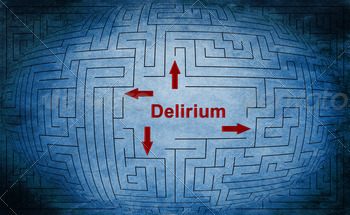 Delirium maze concept - PhotoDune Item for Sale
