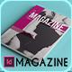 Unique Magazine Indesign
