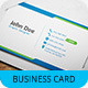 Corporate Business Card Template SN-18 - GraphicRiver Item for Sale