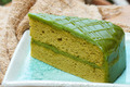 Green tea cake. - PhotoDune Item for Sale