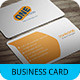 Creative Business Card Template SN-22 - GraphicRiver Item for Sale