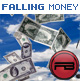 Money falling from the sky - ActiveDen Item for Sale