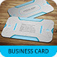 Cyborg Business Card Template SN-34 - GraphicRiver Item for Sale