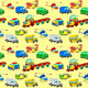 Funny Vehicles Background - GraphicRiver Item for Sale