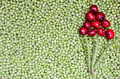 Cherries and peas background - PhotoDune Item for Sale