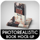 Photorealistic Book Mock-Up - GraphicRiver Item for Sale