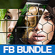 Facebook Timeline Cover Bundle V5 - GraphicRiver Item for Sale