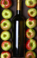 White wine and apples - PhotoDune Item for Sale