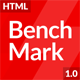 Benchmark - Multi purpose landing page template
