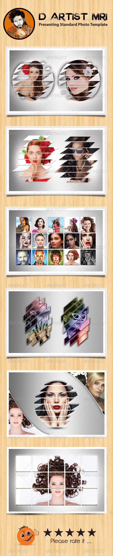 GraphicRiver Standard Photo Template 8335264