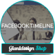 Cyberlink - Facebook Timeline Cover - GraphicRiver Item for Sale
