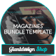 Fashion Magz Bundle - Indesign Magazine - GraphicRiver Item for Sale