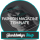 Fashion Magz Vol3 - Multipurpose Magazine Template - GraphicRiver Item for Sale