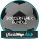 Soccer Fever - Bundle Vol 1 - GraphicRiver Item for Sale
