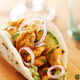 Mexican chicken taco with avocado - PhotoDune Item for Sale