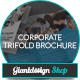 OnLocation - Corporate Trifold Brochure - GraphicRiver Item for Sale