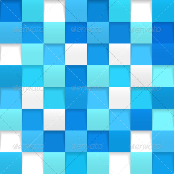 GraphicRiver Abstract Square Mosaic 8336166