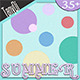 Summer Fresh Colorful Papers - GraphicRiver Item for Sale