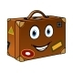 Cartoon Suitcase - GraphicRiver Item for Sale