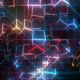 Glowing Cubes Particles - VideoHive Item for Sale