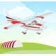 Plane with Pilot - GraphicRiver Item for Sale
