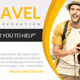Tour Travel AgencyTimeline - GraphicRiver Item for Sale
