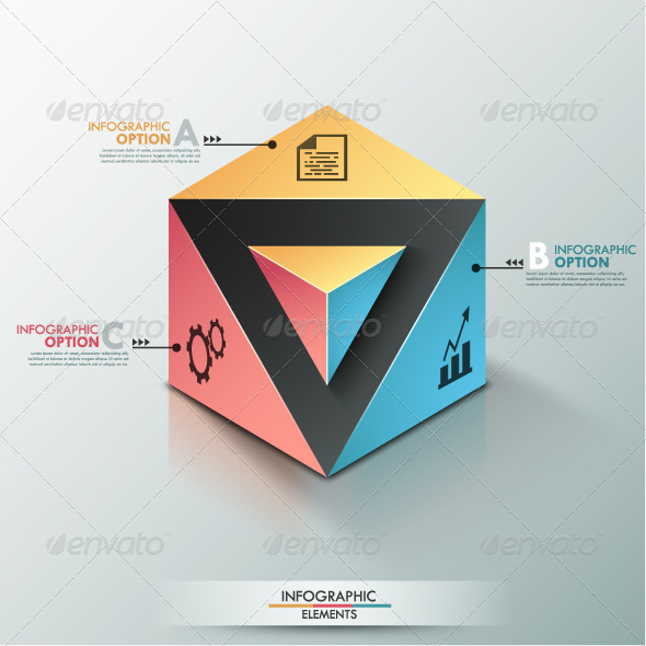 GraphicRiver Modern Infographic Options Banner 8338879