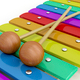 Colorful wooden xylophone - PhotoDune Item for Sale