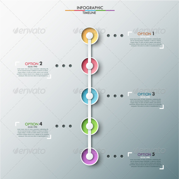 GraphicRiver Modern Infographics Timeline 8338903