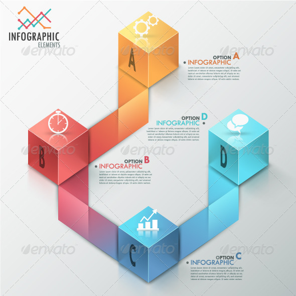 GraphicRiver Modern Infographic Options Banner 8338906