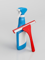 Squeegee and spray bottle - PhotoDune Item for Sale