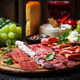 Antipasto dinner platter - PhotoDune Item for Sale
