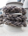 Nautical mooring rope - PhotoDune Item for Sale