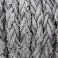 ship ropes sack as black and white color