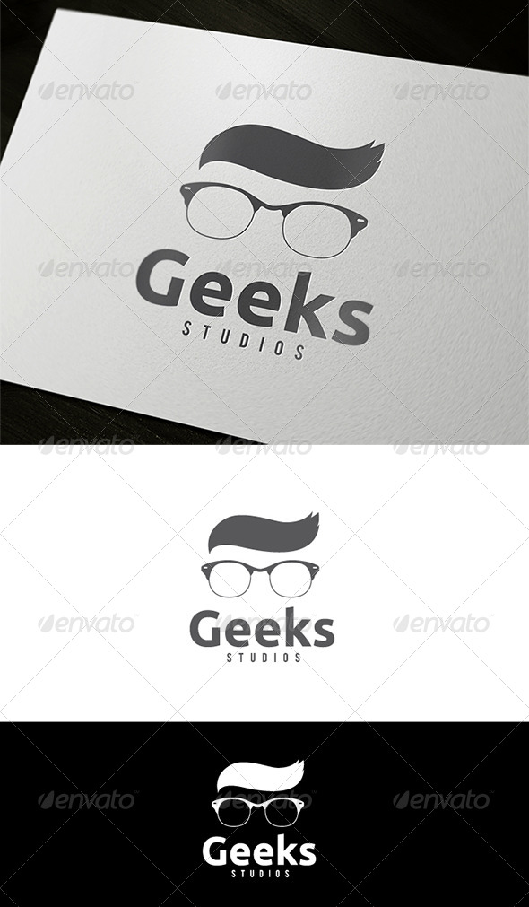 GraphicRiver Geek Studios 8339379