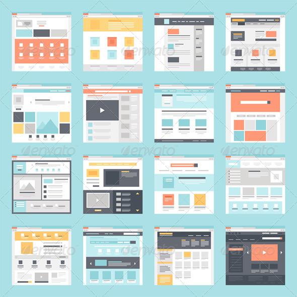 GraphicRiver Web Template 8339420