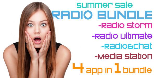 CodeCanyon RadioBundle summer sale 8339877