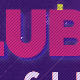 Cayendo Club Party Facebook Timeline Cover