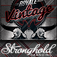 Vintage Royale Lion Crest Event Flyer Template - GraphicRiver Item for Sale