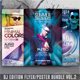 Guest DJ Party Flyer/Poster Bundle Vol.2 - GraphicRiver Item for Sale