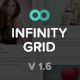 InfinityGrid - Personal blogging theme - ThemeForest Item for Sale