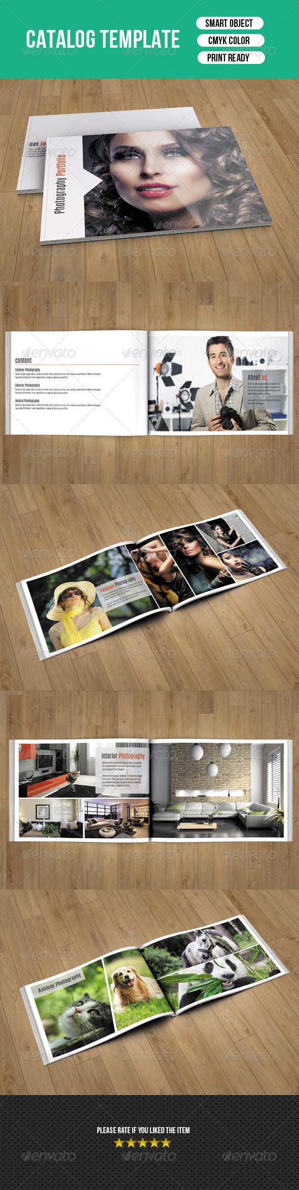 GraphicRiver Photography Catalog-V30 8340744