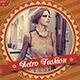 Retro Fashion Flyer - GraphicRiver Item for Sale