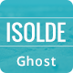Isolde - Simple, Beautiful, Responsive Ghost Theme