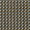 background of small metal balls on a light background - PhotoDune Item for Sale