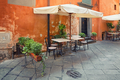 Outdoor dining nook in Tuscany - PhotoDune Item for Sale