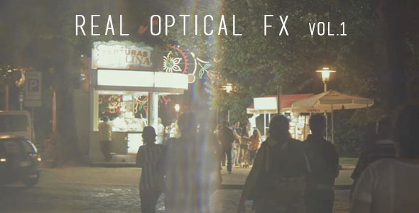 Real Optical FX vol.1
